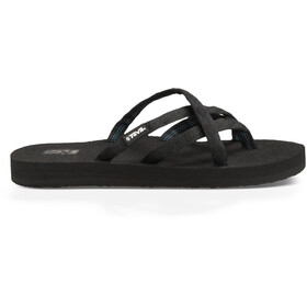 Teva Olowahu Sandals Women mix b on black